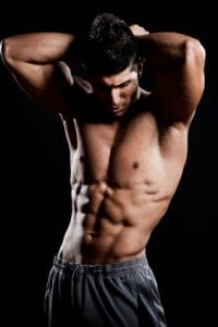 Is a well muscled body a template for the ideal mate