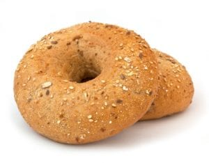 Bagels are a bad choice for breakfast