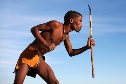 Hunter gatherer tribes consume far more meat than we do in developed countries without incidence of diet related disease.