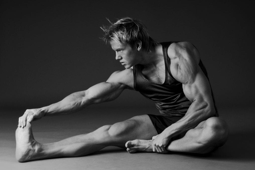 Flexibility and weight training