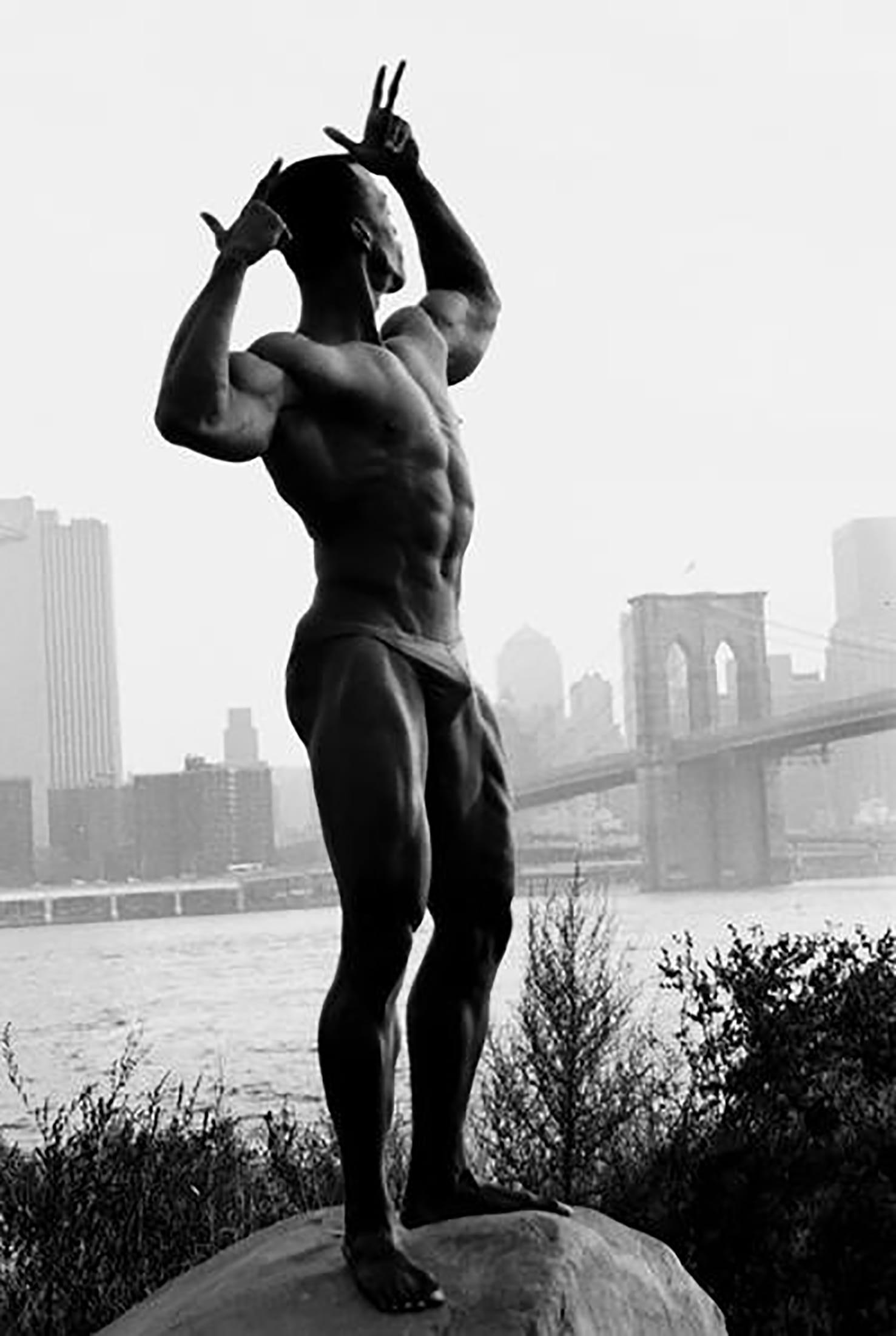Bodybuiding as a spiritual path- bodybuilder Kevin Richardson