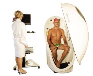 bod pod body fat percentage test