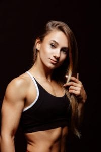 importance of building muscle for women