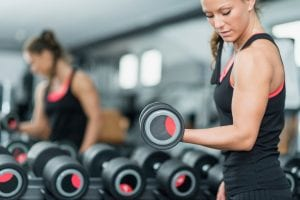 building muscle increases cancer survival rates